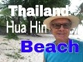 Beautiful  beach  inThailand HUA HIN Beach  Summer Palace & Beautiful girls on the beach
