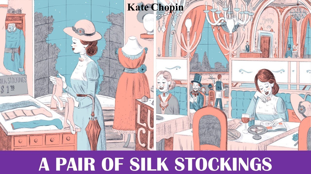 a literature review of a pair of silk stockings by kate chopin In a pair of silk stockings, little mrs sommers faces a minor dilemma that eventually becomes a conscious expression of her desire to return to a kate chopin's short stories study guide contains a biography of kate chopin, literature essays, a complete e-text, quiz questions, major themes.