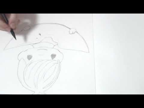 RELAXING DRAWING VIDEO - PRECIOUS MOMENTS