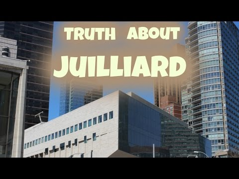 The Truth About Juilliard
