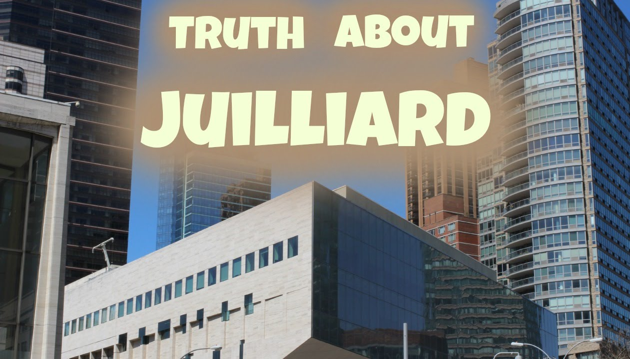 What Is Juilliard >> The Truth About Juilliard