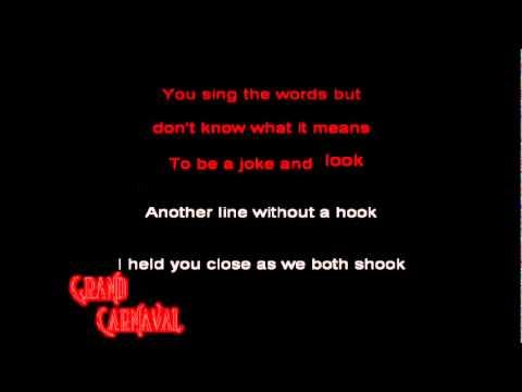 I'm Not Okay (I promise) - MCR - Karaoke
