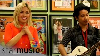 YENG CONSTANTINO - Chinito Live @ (Star Creatives Office)