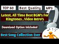 Top 60 Best Ringtones For Mobile Mp3 | Best Ringtones To Impress Peoples | 2018 Best Ringtones,BGM's