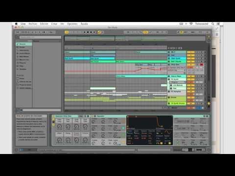 Ableton Live - Tutorial 01 : Instalación