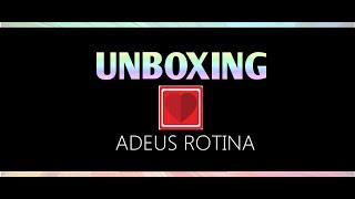 RECEBIDOS / UNBOXING  ADEUS ROTINA - AS MULHERES VÃO AMAR