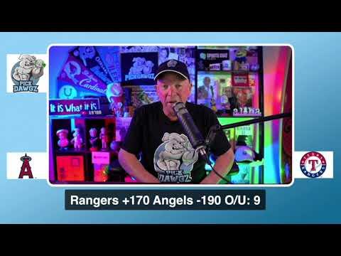Texas Rangers vs Los Angeles Angels Free Pick 9/10/20 MLB Pick and Prediction MLB Tips