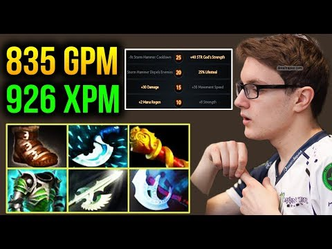 SVEN Of Miracle- Dominate and Finish in 30 Mins - Dota 2 7.07B thumbnail