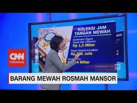 Operasi Plastik & Barang Mewah Rosmah Mansor, Istri Eks PM Malaysia Najib Razak Jadi Sorotan