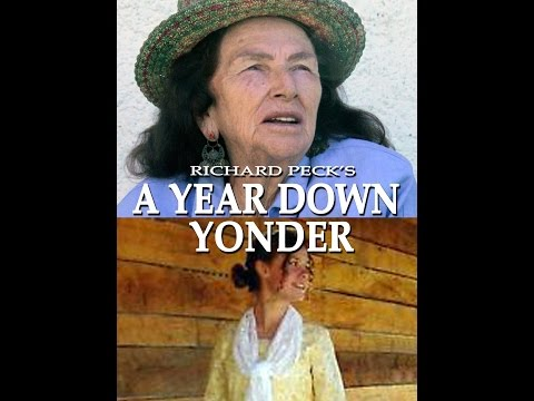 A Year Down Yonder, Richard Peck, adapted for young readers by Kyle Rea