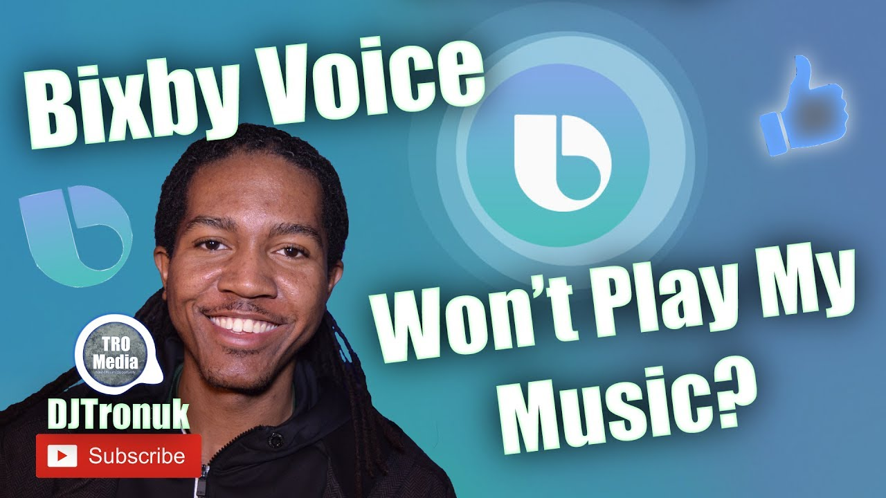 why won t my music play on my iphone samsung bixby voice won t play my it doesn t like 6064