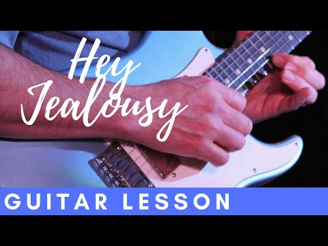 Hey Jealousy (Gin Blossoms) guitar lesson