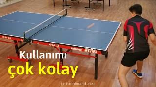 TABLE TENNIS TRAINING FRIEND