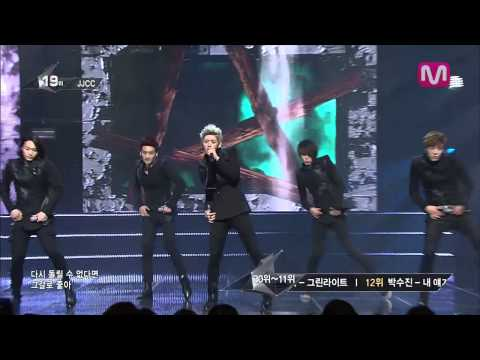 JJCC_첨엔 다 그래 (At First By JJCC Of M COUNTDOWN 2014.3.27)