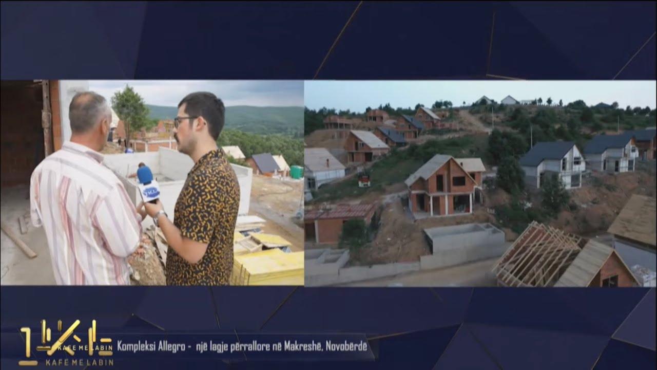 Kompleksi Allegro, një lagje përallore në Makreshë, Novobërdë