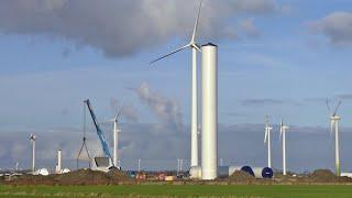 Rückbau bei Windrädern oft mangelhaft  | Panorama 3 | NDR