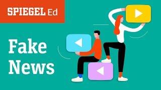 Was sind Fake News? | SPIEGEL Ed
