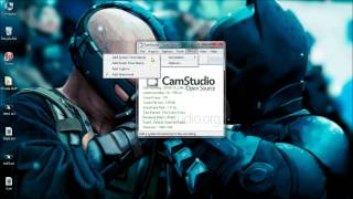 CamStudio 2.7 – How-to Tutorial 2015 | How to use CamStudio to make a Video Tutorial