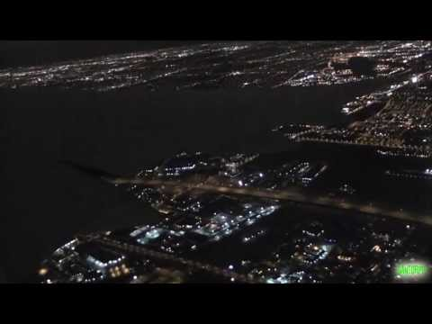 Air Canada 777-300ER Wonderful Night Takeoff from Toronto Pearson!