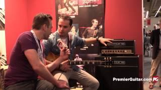 Musikmesse '15 - Bigtone Amplification Studio Lux & Studio Plex 22 Demos