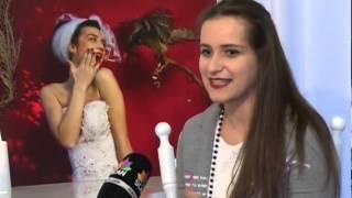 Brilanta Kadillari interviste ne Skan TV mars 2014