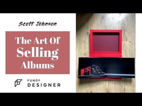 FUNDY DESIGNER | The Art Of Selling Albums - SCOTT JOHNSON