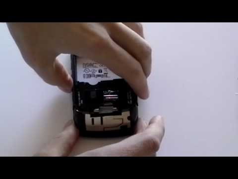 Blackberry Curve 8900 Trackball + Keypad Repair Take Apart Install Guide