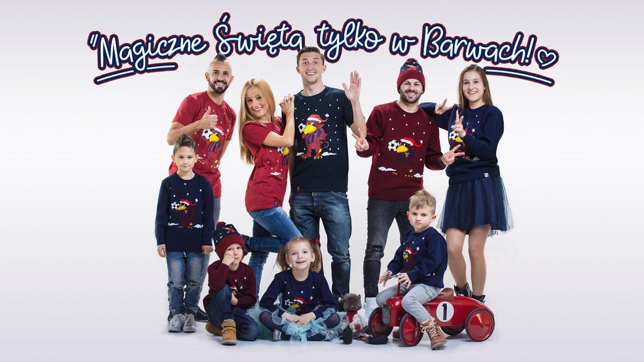 Magiczne Święta tylko w barwach