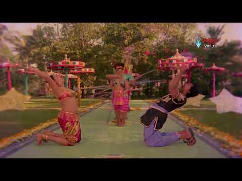 Kondaveeti Raja Songs - Manchamesi Duppatesi - Chiranjeevi, Vijayashanti
