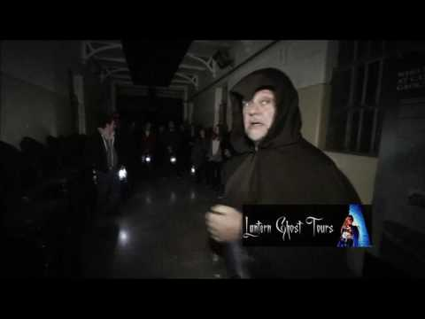 Old Melbourne Ghost Tour - Video
