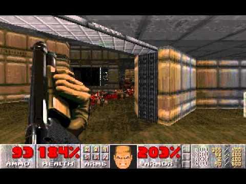 Doom1 Episode 1 100% kills 100% secrets part 1/2 - YouTube