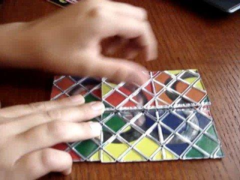 How To Cancel Uber >> How to solve a Rubik's Magic (Beginner's Method) - YouTube