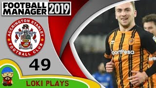 Football Manager 2019 - Episode 49 - It's Hully Time - The Stanley Parable - FM19