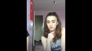 Seksi  göğüsler Türk kızı