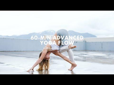 60-Minute Advanced Yoga Flow
