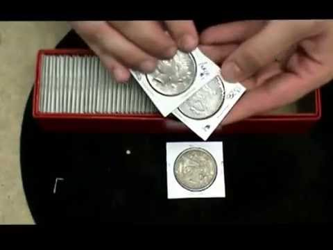 How to Handle and Care for your Rare Coins
