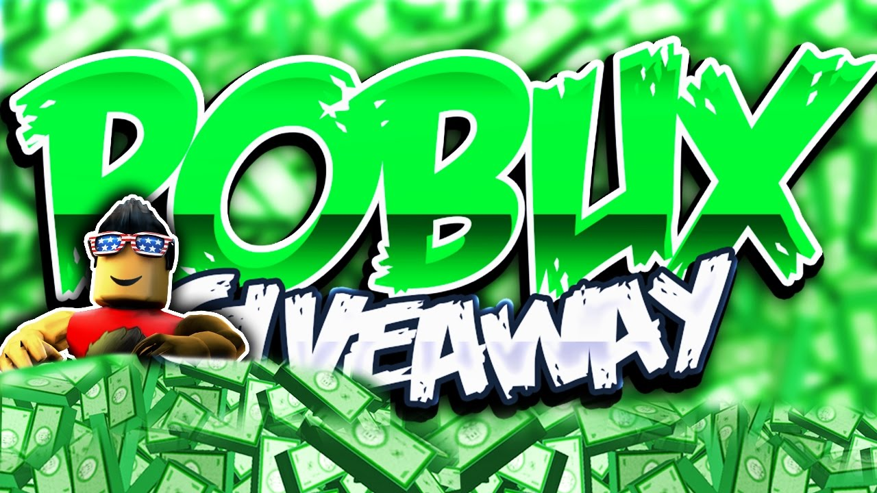 $6000 ROBUX GIVEAWAY - Roblox - YouTube
