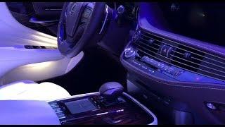 Обзор Lexus LS 500 2018  | Stenni Тест Драйв