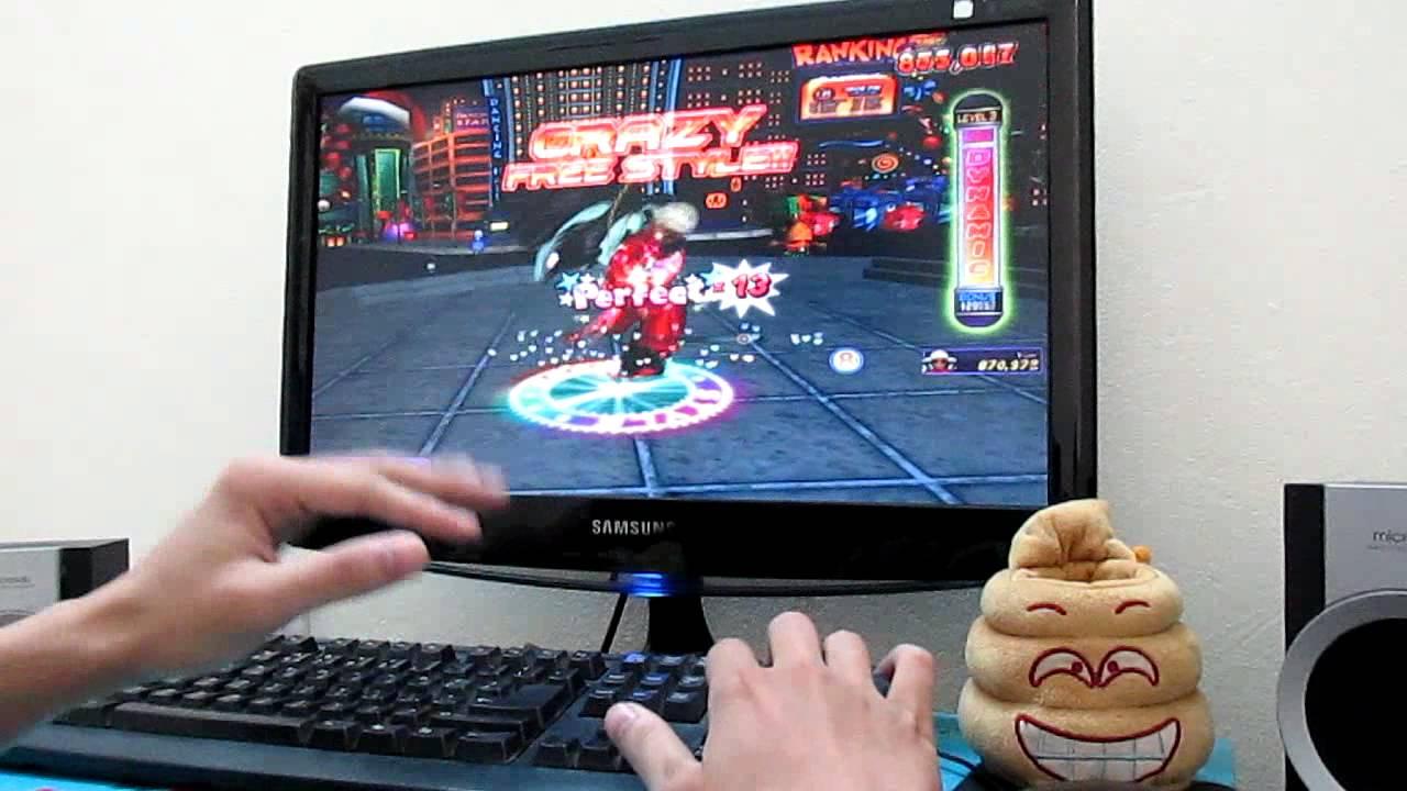Game thủ Audition chơi game như hack Perfect