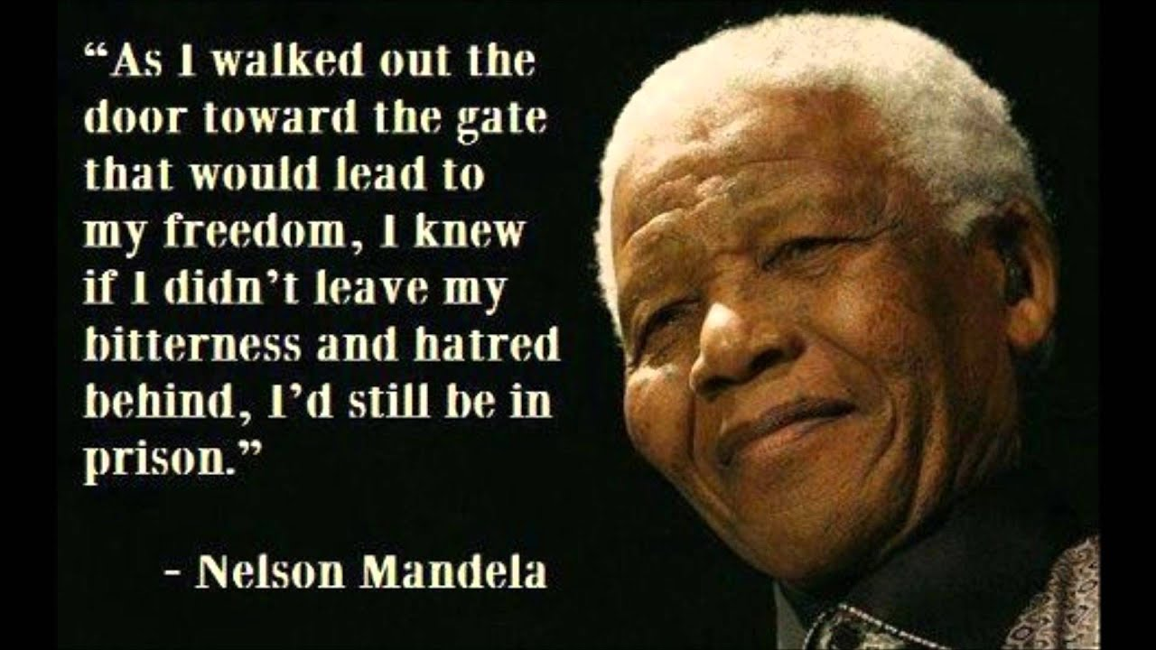 Nelson Mandela RIP (something inside so strong) XX - YouTube