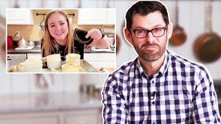 Preppy Kitchen Reacts To The Internet&#39s Worst Baking Fails