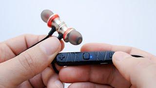 Враження від бездротових навушників Awei A980