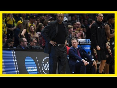 March Madness 2018: Leonard Hamilton's aloof post-game interview sparks criticism | march madness...