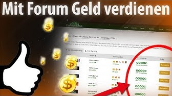 TOP 5 Wege: Mit Forum Geld verdienen | Werbung - Mit Website Geld verdienen [Deutsch - Online]