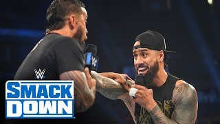 The Usos put SmackDown Tag Team division on notice: SmackDown, Feb. 21, 2020