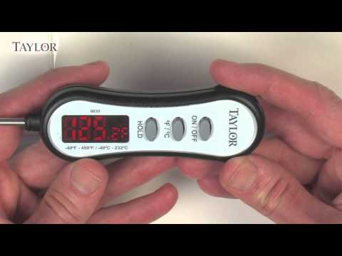 Taylor LED Thermometer