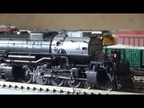 Athearn 4-8-8-4 Big-Boy in Schaal N