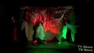 """Группа """"Лотос"""" - танец с каделябрами - TV shans"""