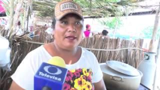 Feria del Caldo en San Marcos, Guerrero.