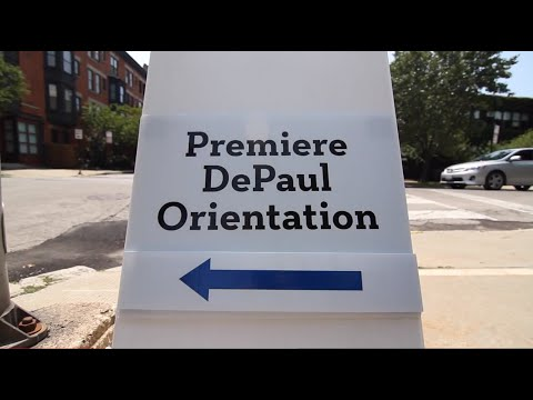Orientation: Welcome to DePaul
